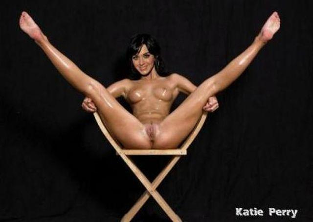 Katy Perry nude - photoshoped pics - 6