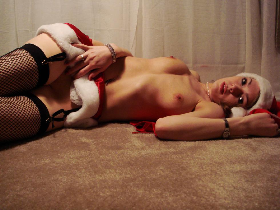 Xmas with horny girl - 13