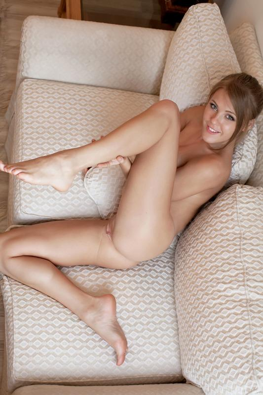 Young Viola shows her hot natural body. Part 2 - 9