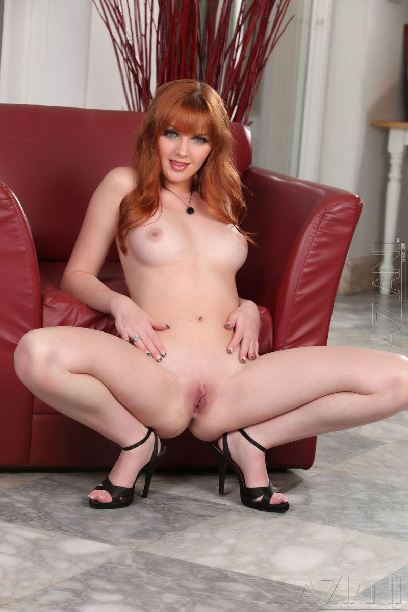 Marie McCray is a horny redhead - 8