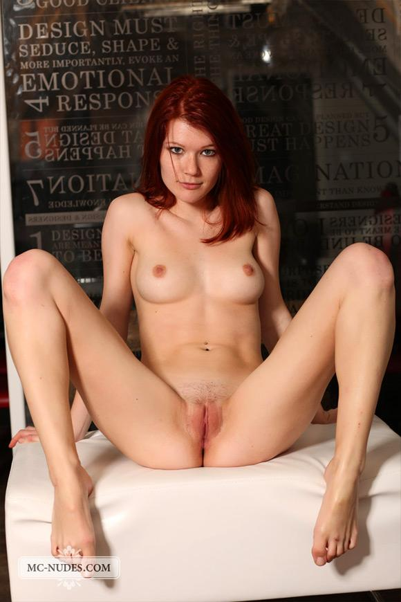 from Parker pics of nude women with legs open