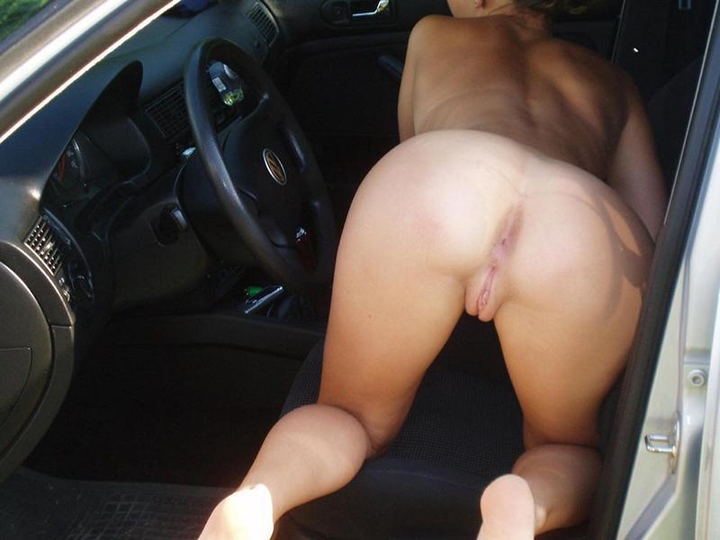 Nice wife with nice butt - 3