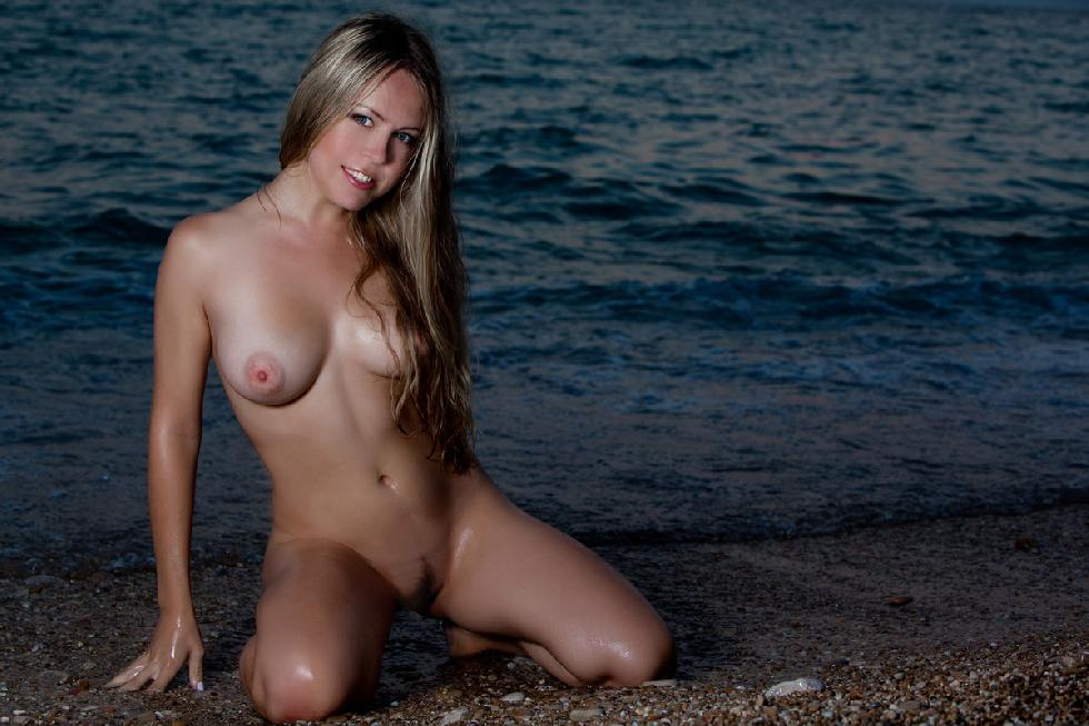 Naked girls on the beach. Part 3 - 16
