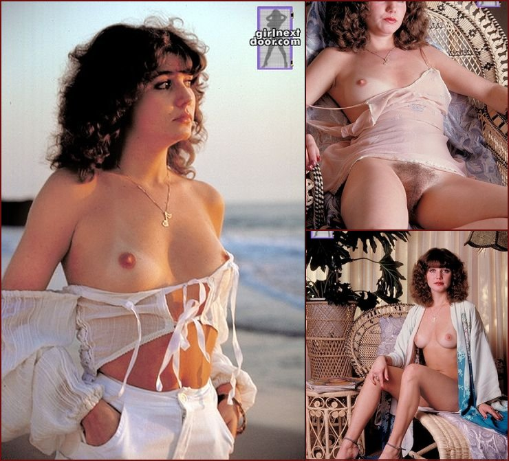Girl with curly hair in old session - Suzan - 8