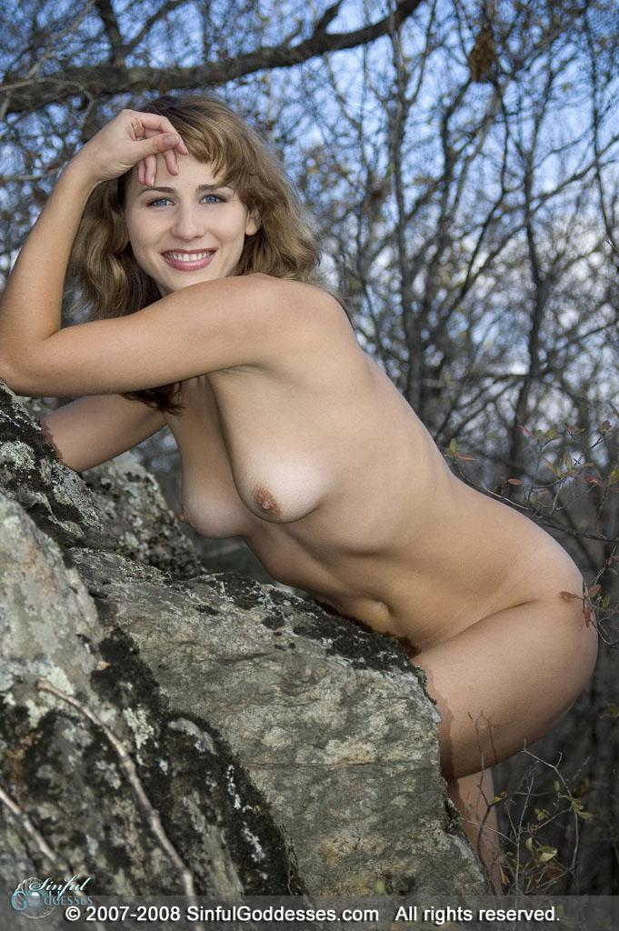 Advise you Girls naked in the forest think