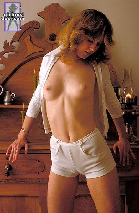 Hot Janice with hairy pussy - 2