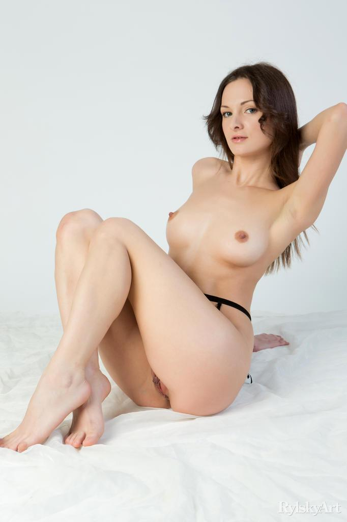 Young and beautiful model with meaty pussy - Dasha - 13