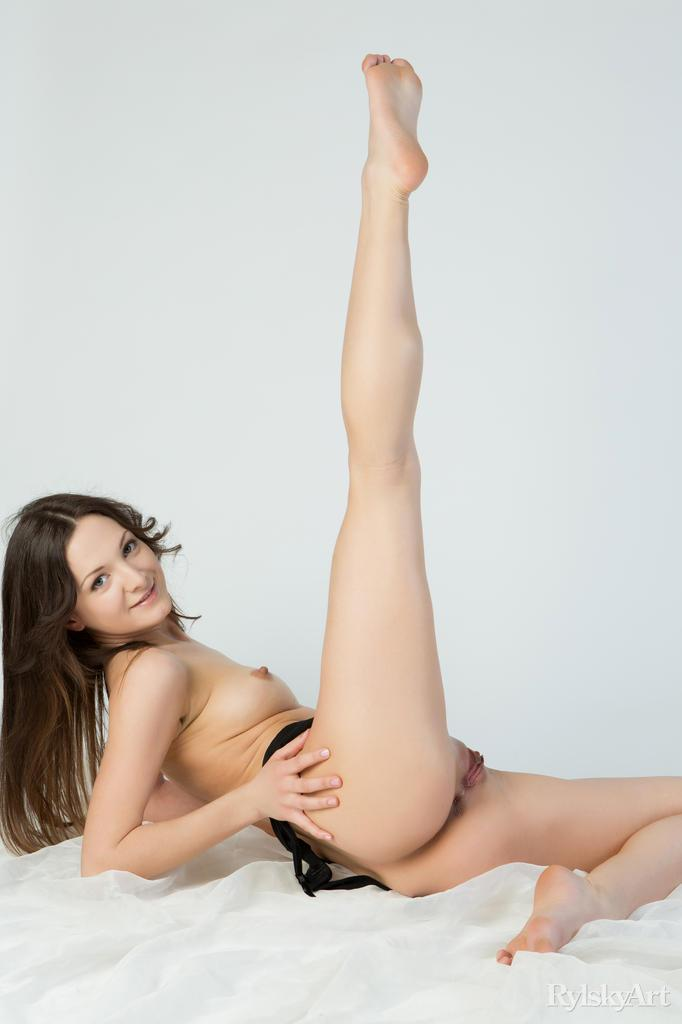Young and beautiful model with meaty pussy - Dasha - 15