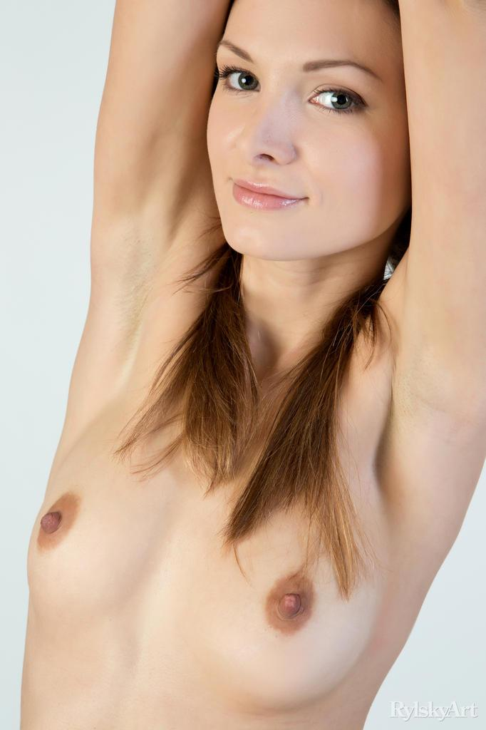 Young and beautiful model with meaty pussy - Dasha - 5