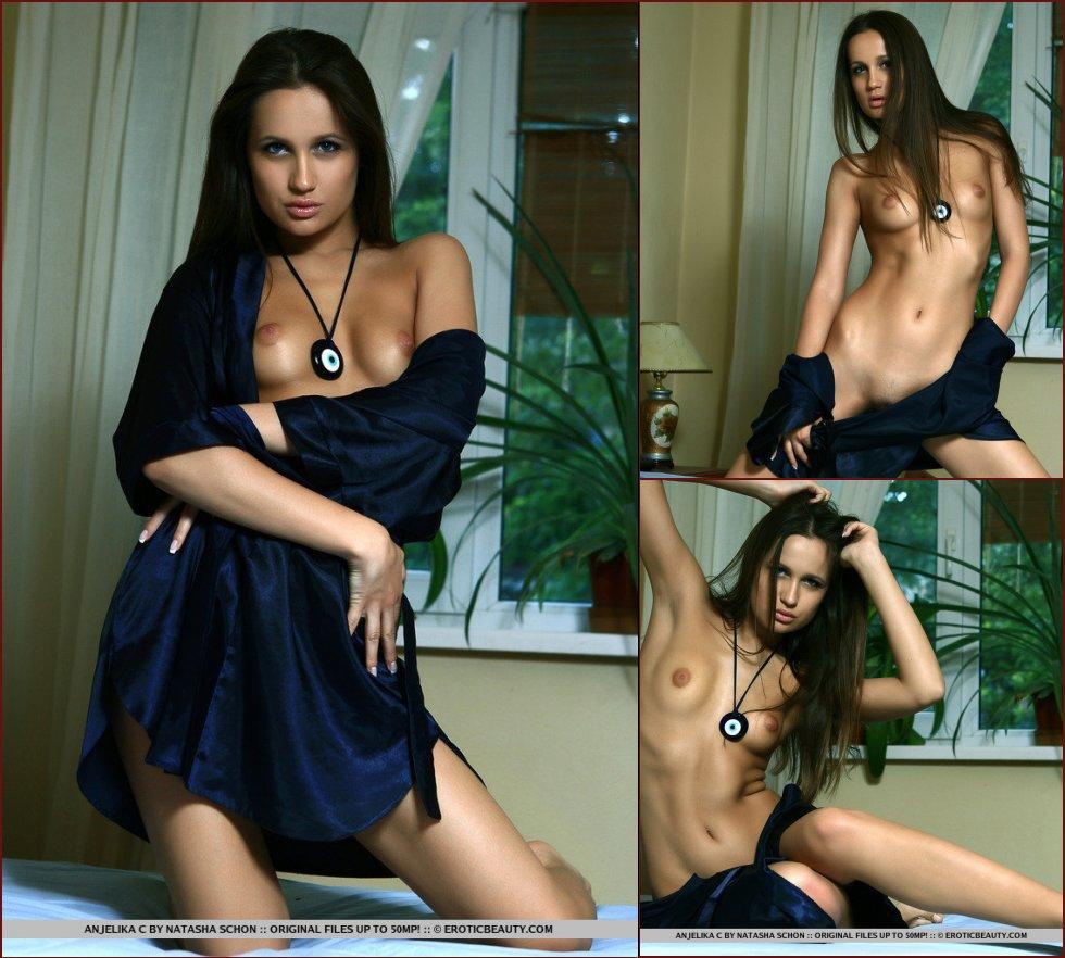 Young seductress named Anjelika - 15