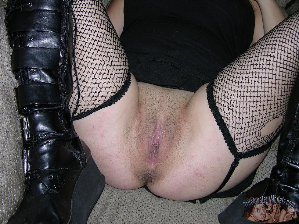 Goth big ass