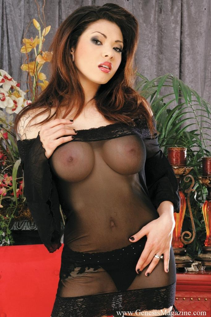 Show with hot Asian chick - Adrenalynn - 1
