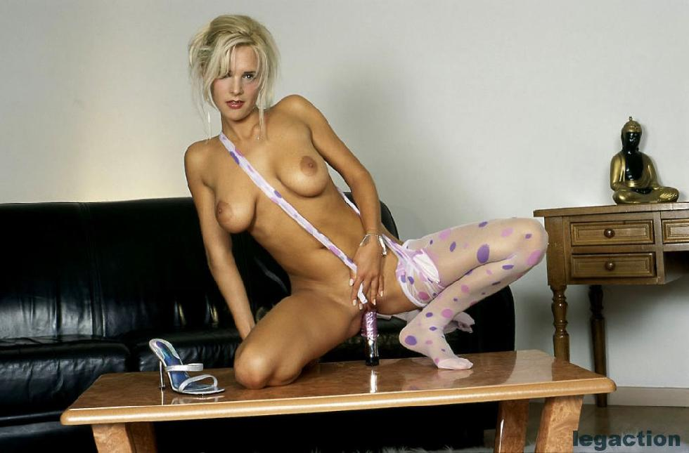 Susie strips her cute pantyhose - 12