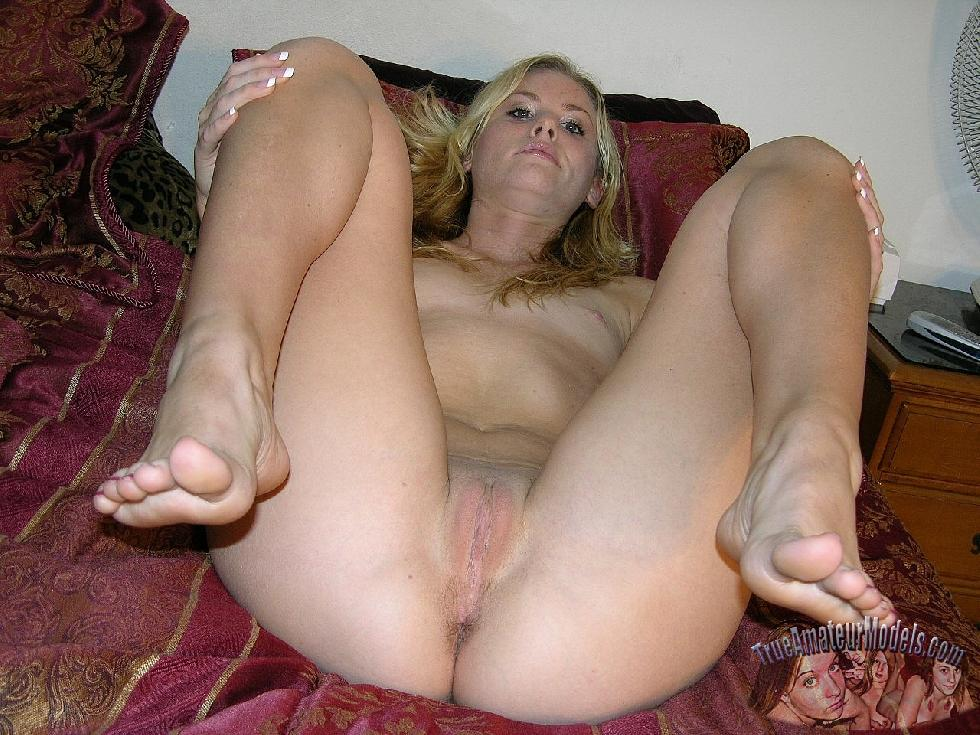 Blonde Katya likes to show her young pussy - 15