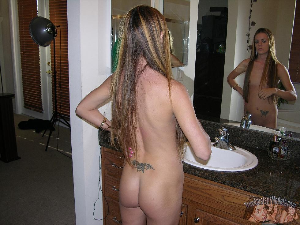 Dallas is proud of her shaved pussy - 16