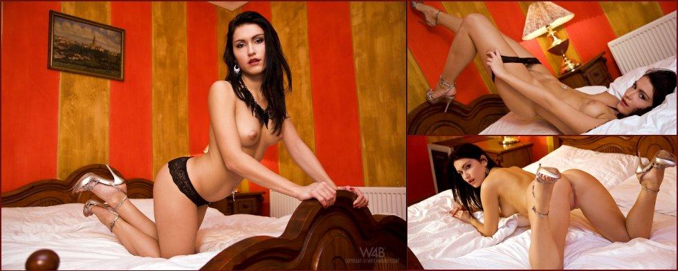 Brunette Rea Rich loves to spread her legs  - 51