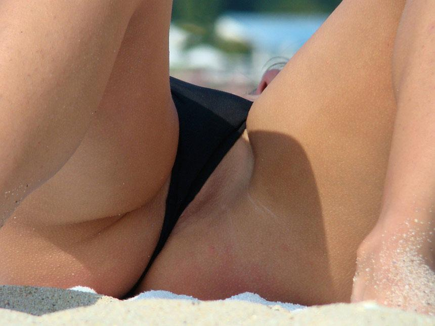 Topless and nude amateurs on the beach. Part 2 - 13