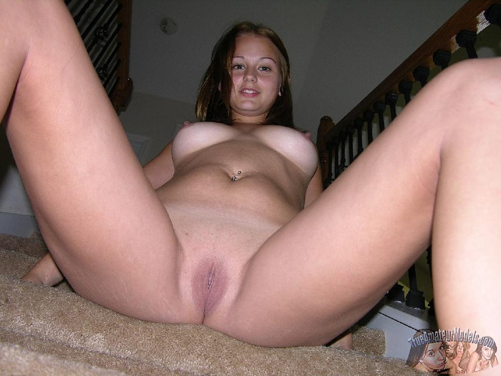 Beautiful amateur shows her young body at home - Staci - 12