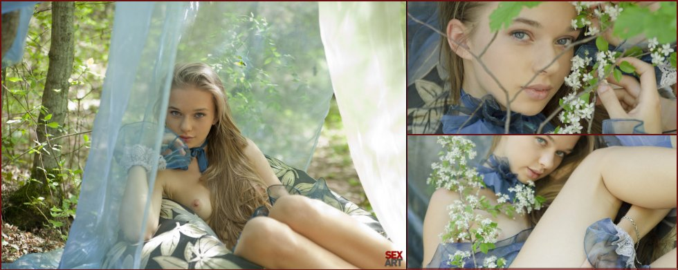 Forest fairy is tempting with her charm - Milena - 32