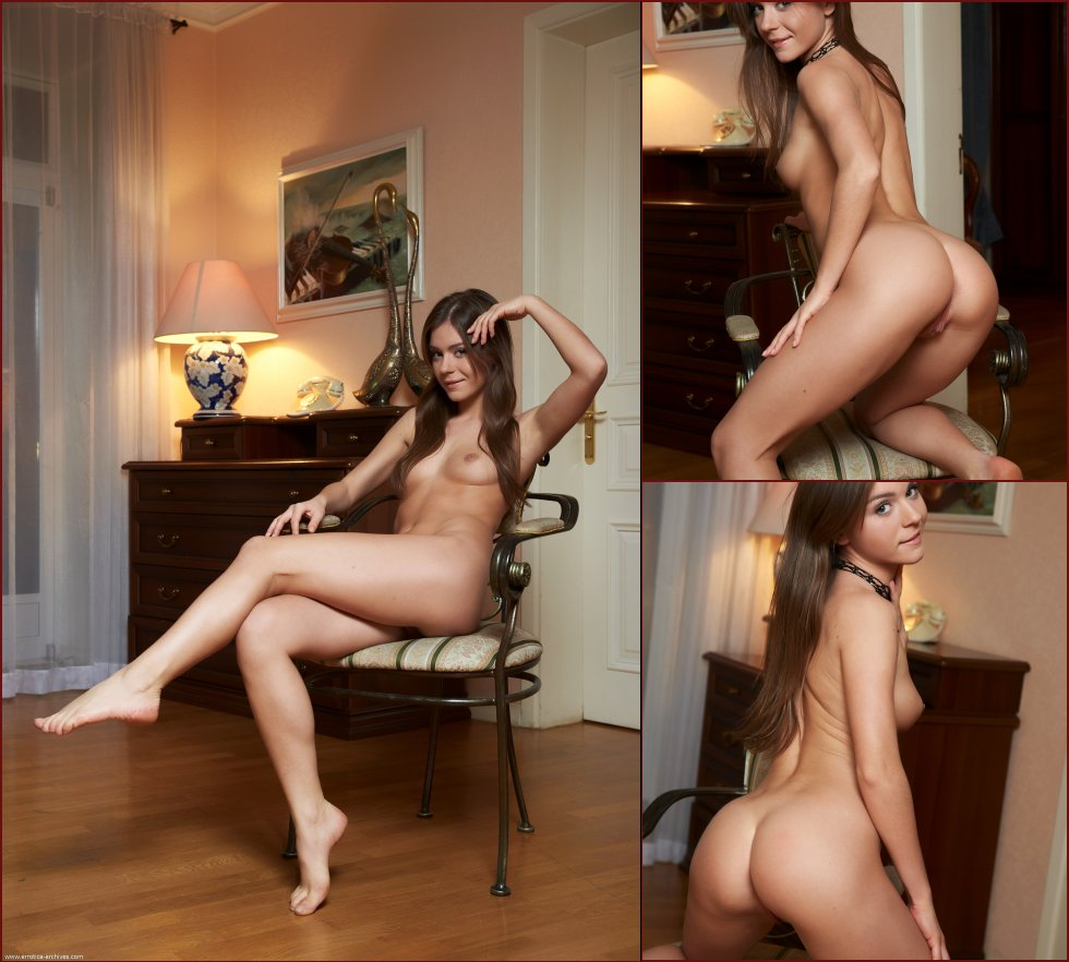 Young Raisa is showing her beautiful naked body - 8
