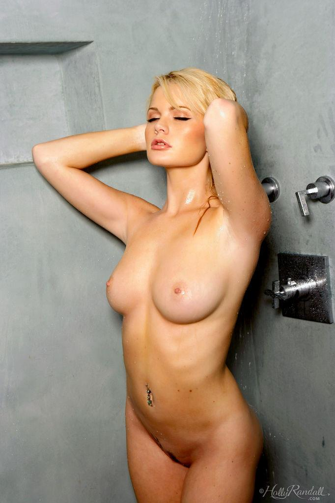 Alexis Ford is taking sensual shower - 11