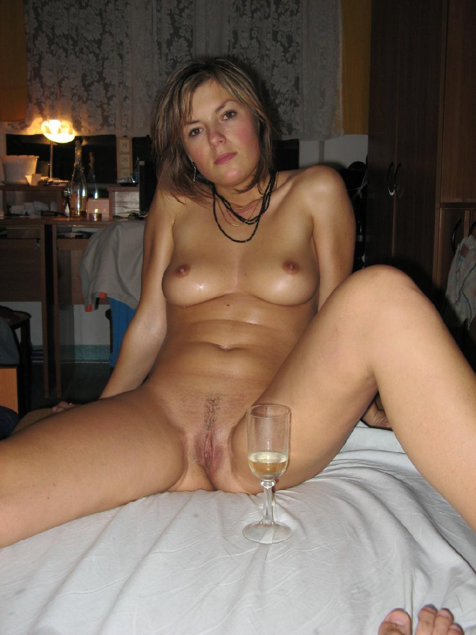 Nice evening with pretty girl - 10