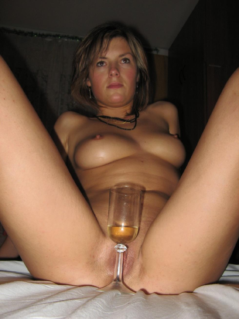 Nice evening with pretty girl - 11