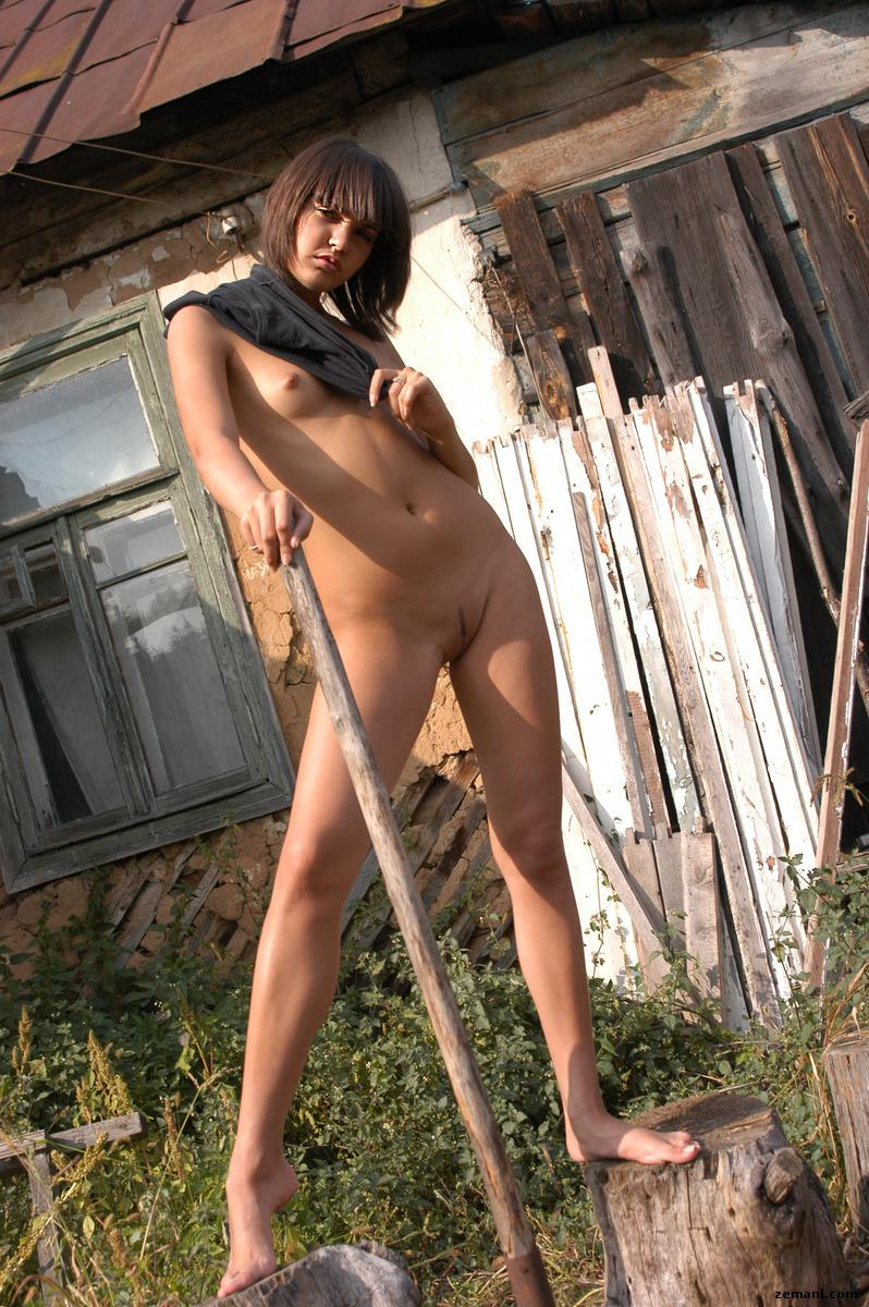 Pretty young girl from countryside - Innusya - 11
