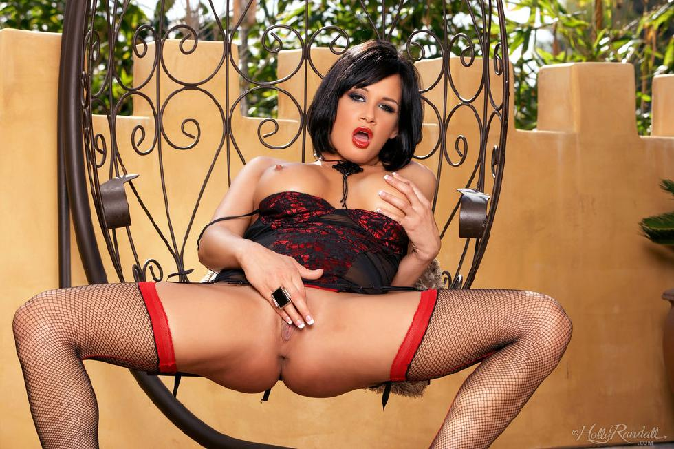 Tory Lane is showing her meaty pussy - 13