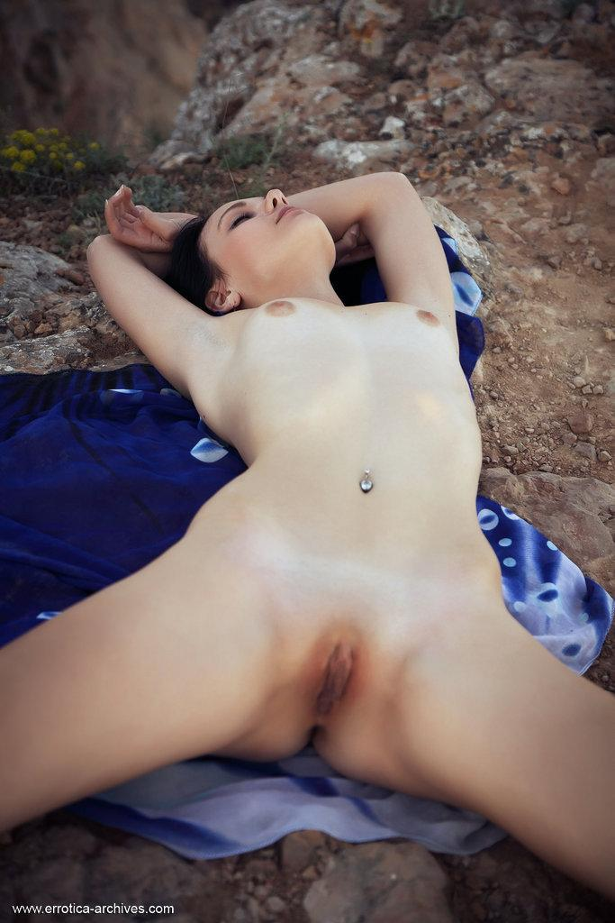 Desiree is showing her tasty meaty pussy - 15