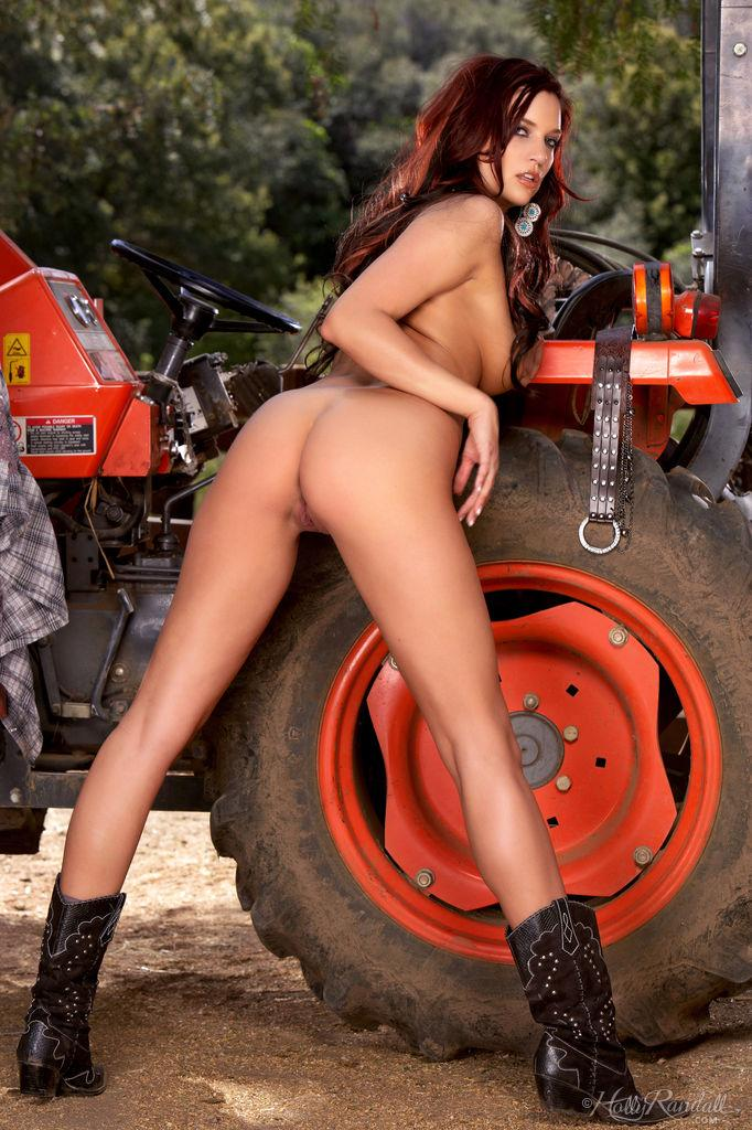 Amazing Jayden Cole as hot farmer's daughter - 12