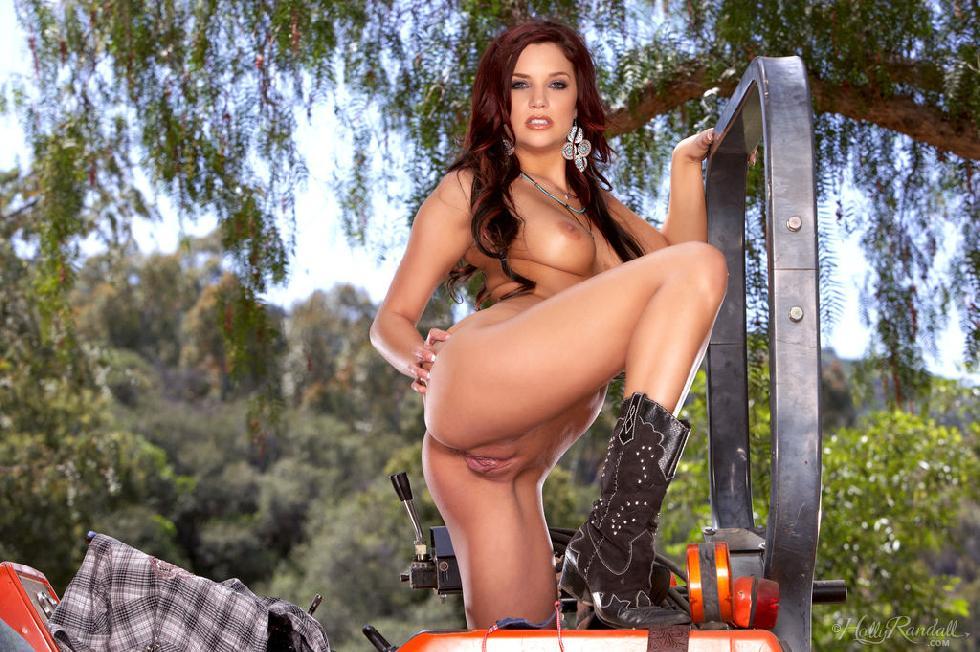 Amazing Jayden Cole as hot farmer's daughter - 8