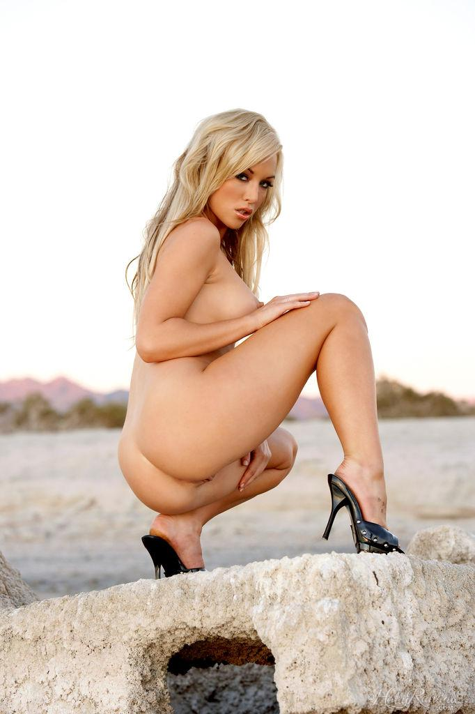 Kayden Kross shows her hot body - 6
