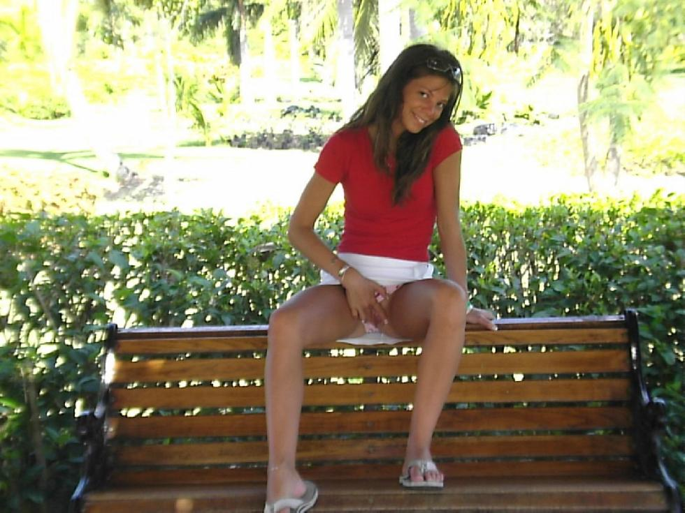Vacation with pretty young girl - 10