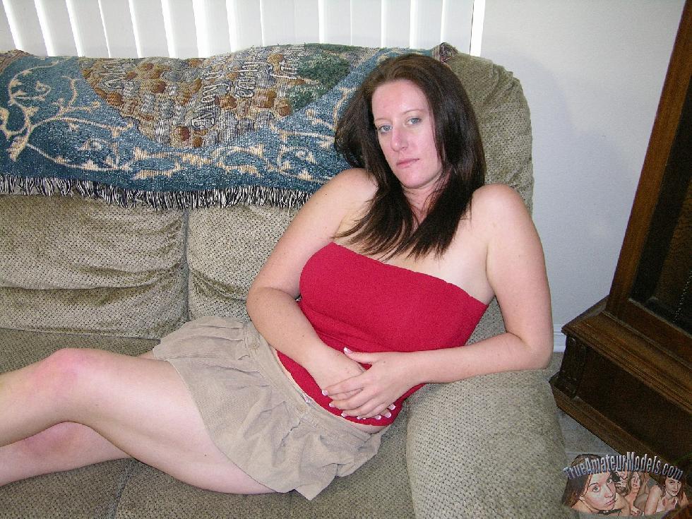 Megan is showing her huge ass - 1