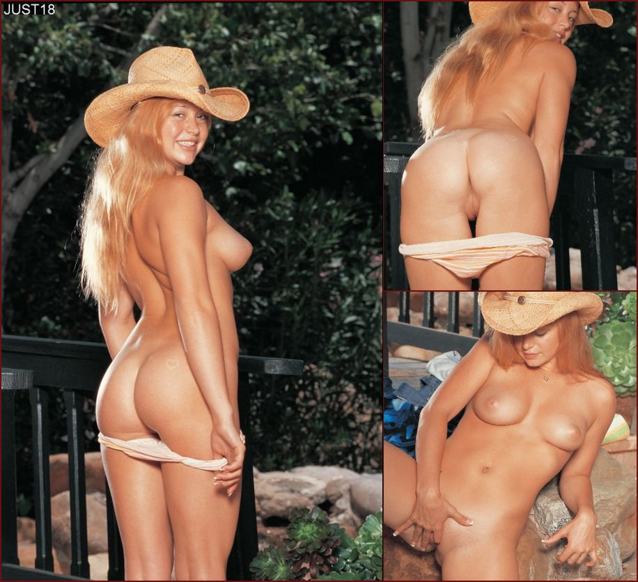 Lovely cowgirl with beautiful pussy - Holly Morgan - 46