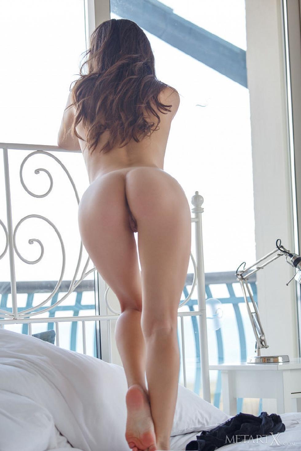 Gorgeous Gloria Sol is tempting in her bedroom  - 15