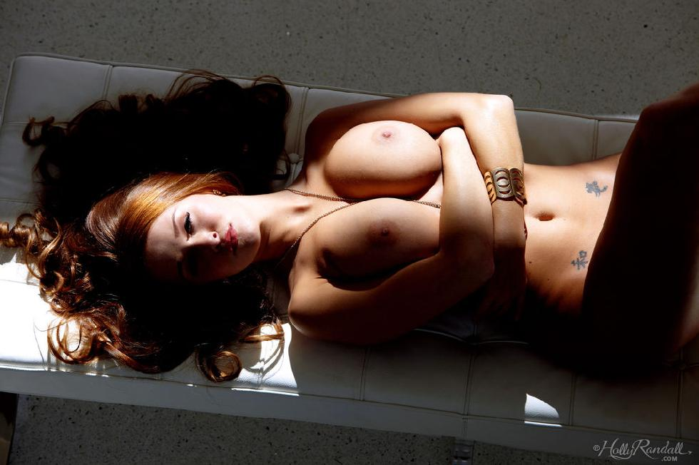 Exclusive redhead shows very hot body - Leanna Decker - 16