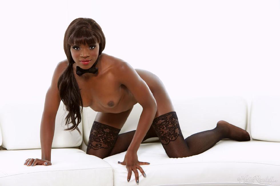 Sexy ebony shows sweet pussy - Ana Foxxx - 14