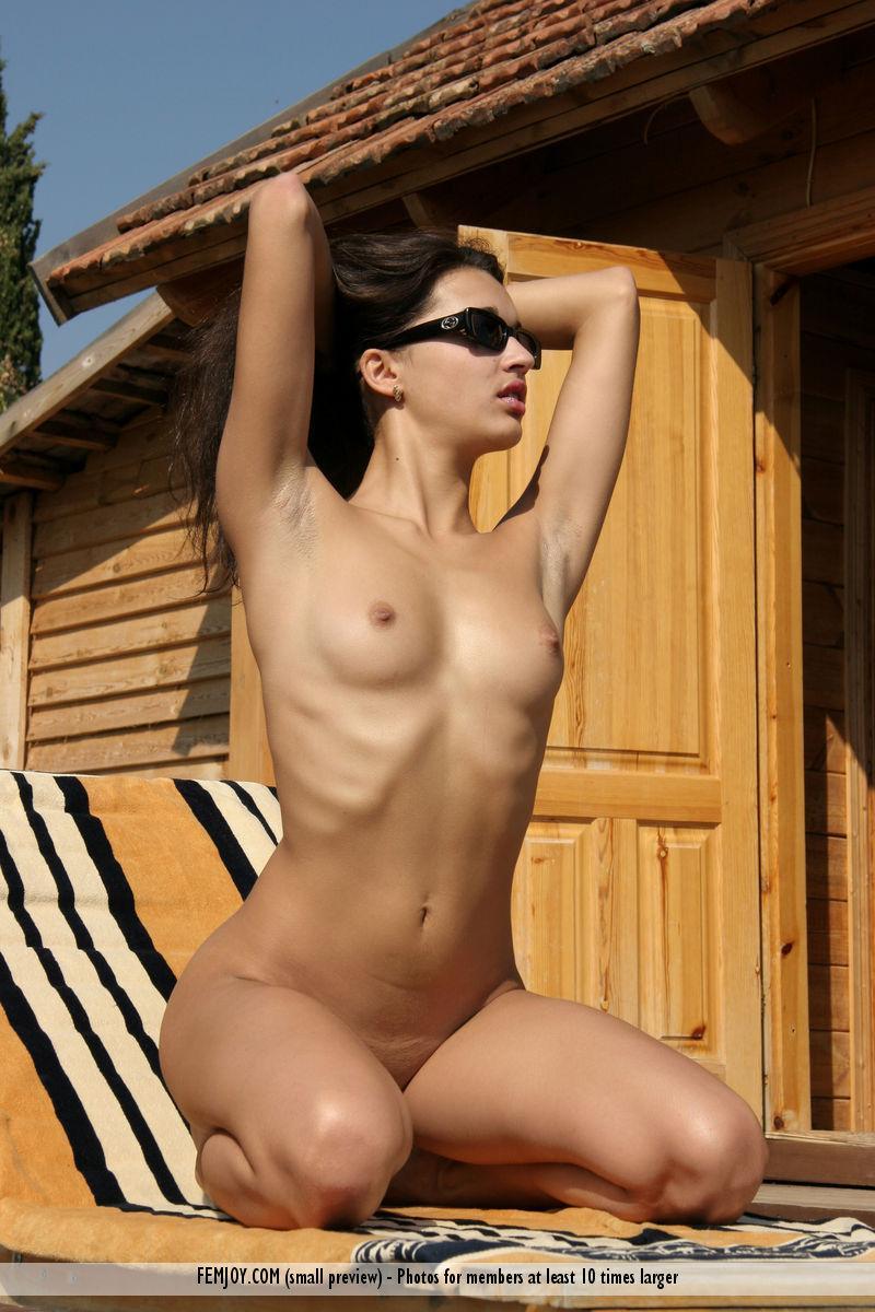 Naked girl with amazing body - Orea - 10