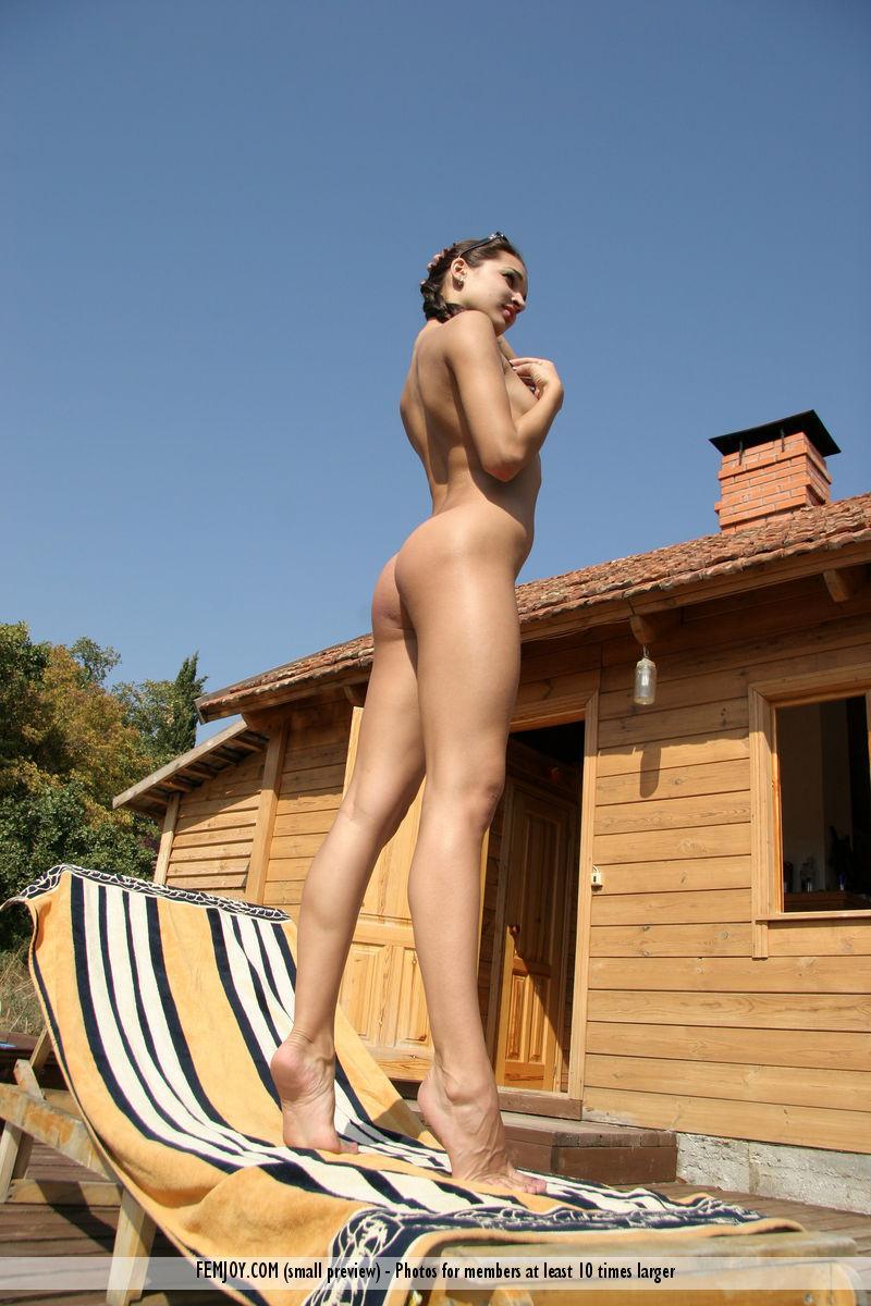 Naked girl with amazing body - Orea - 13