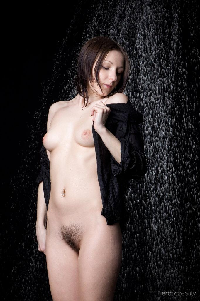 Wet Shirley in professional photoshoot - 2