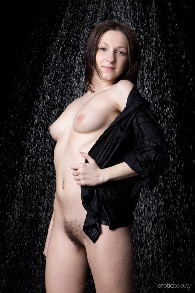 Wet Shirley in professional photoshoot - 9