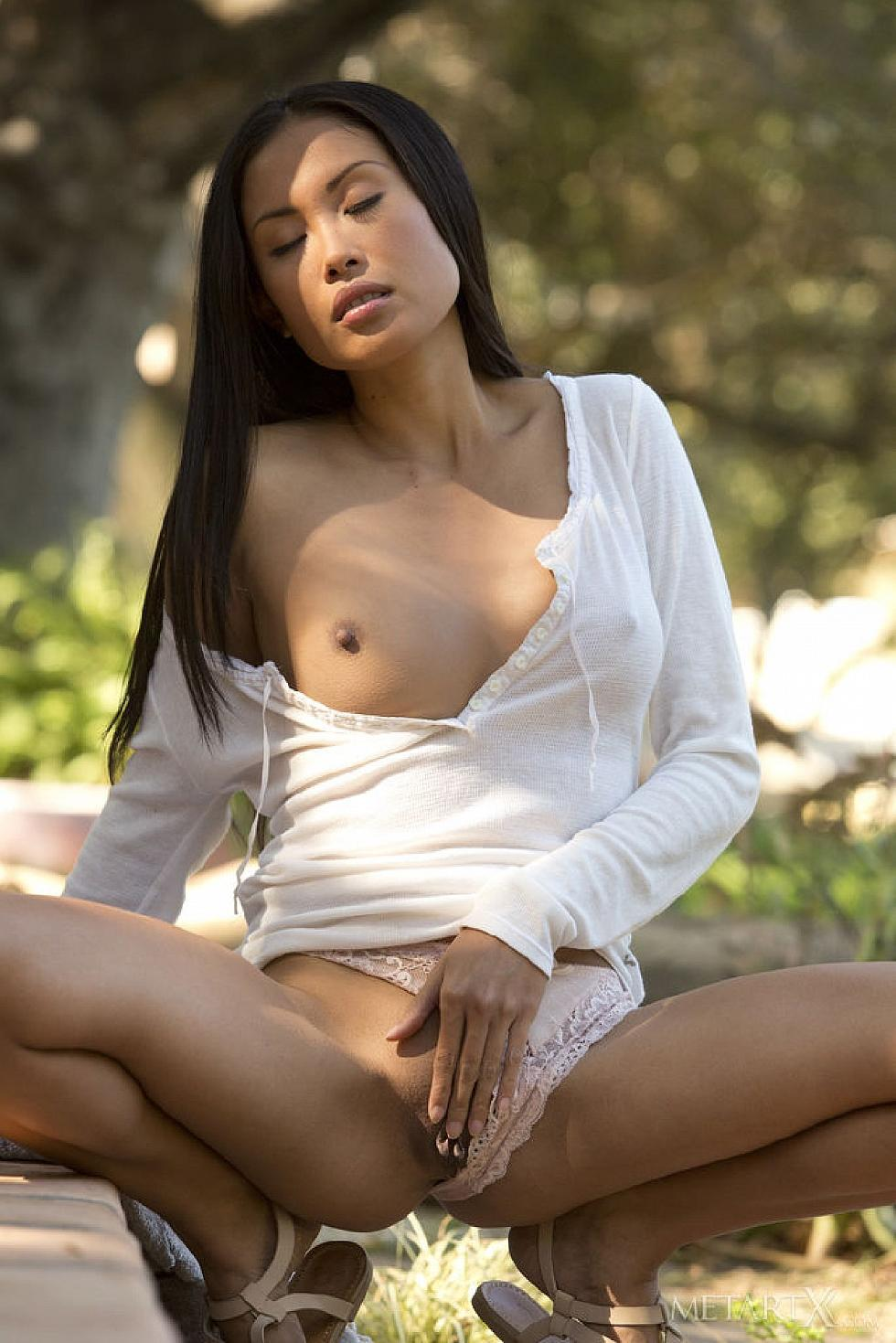 Sensual Asian named Davon Kim - 6