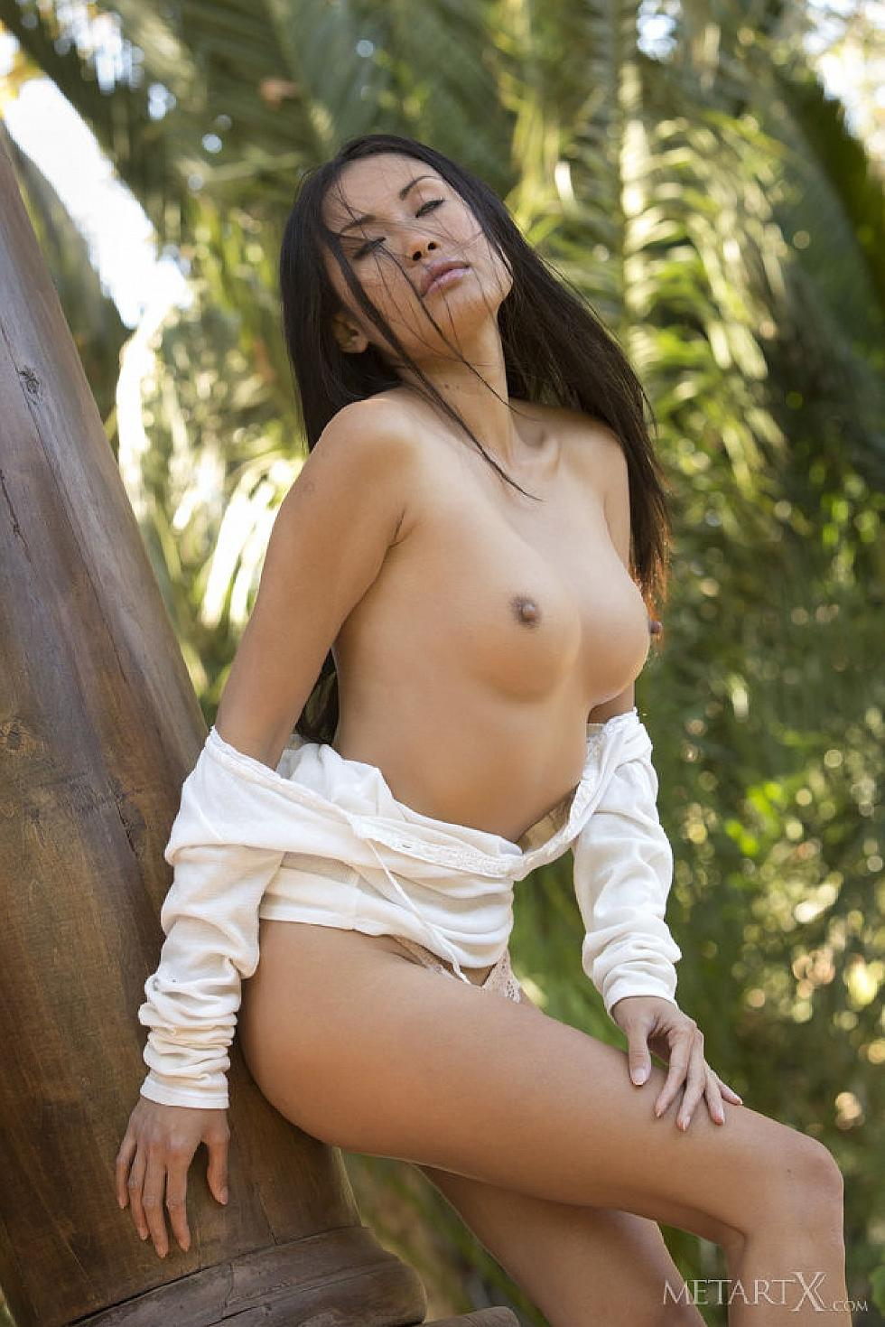 Sensual Asian named Davon Kim - 7