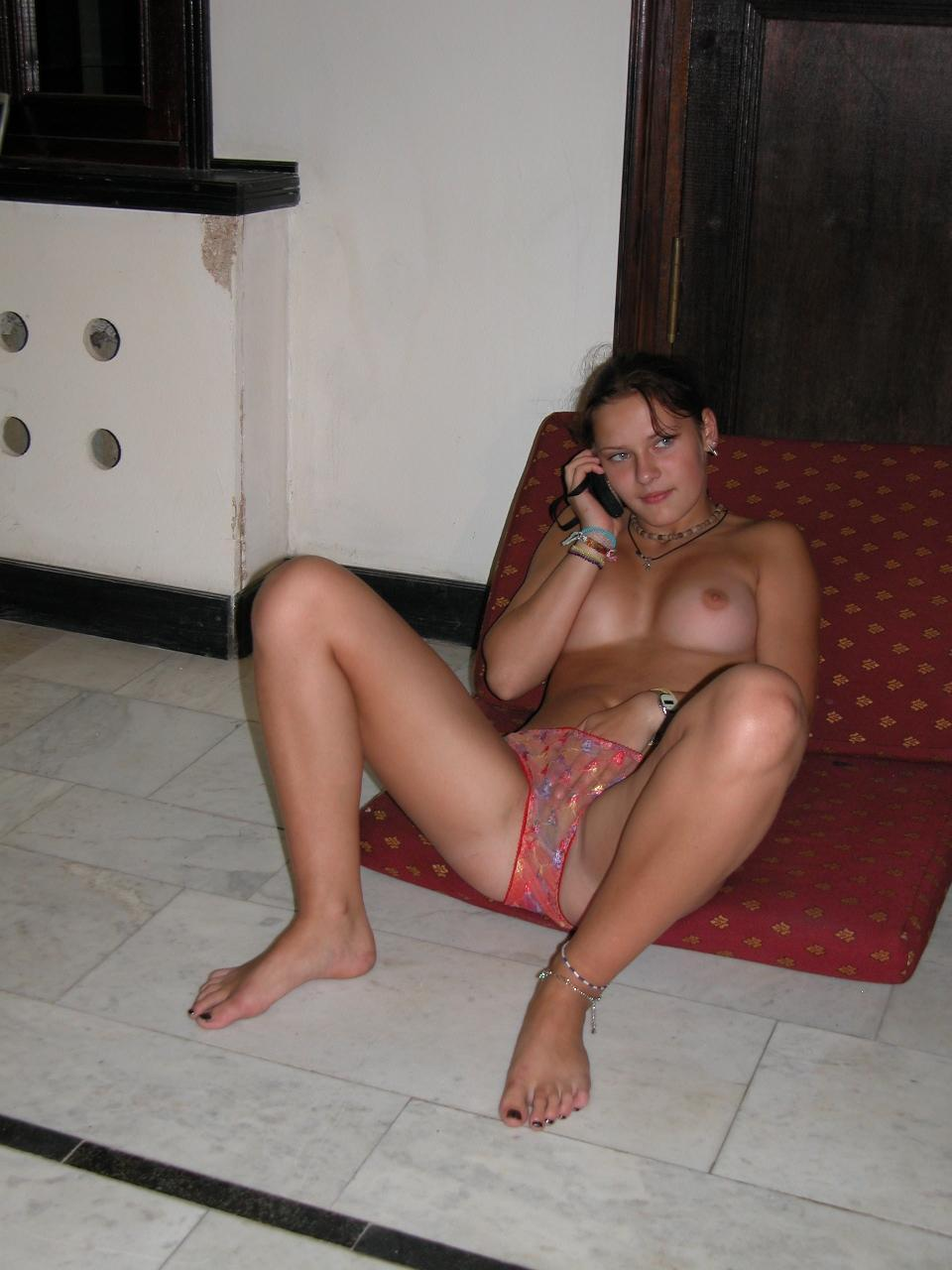 Amateur who is a call girl - 4