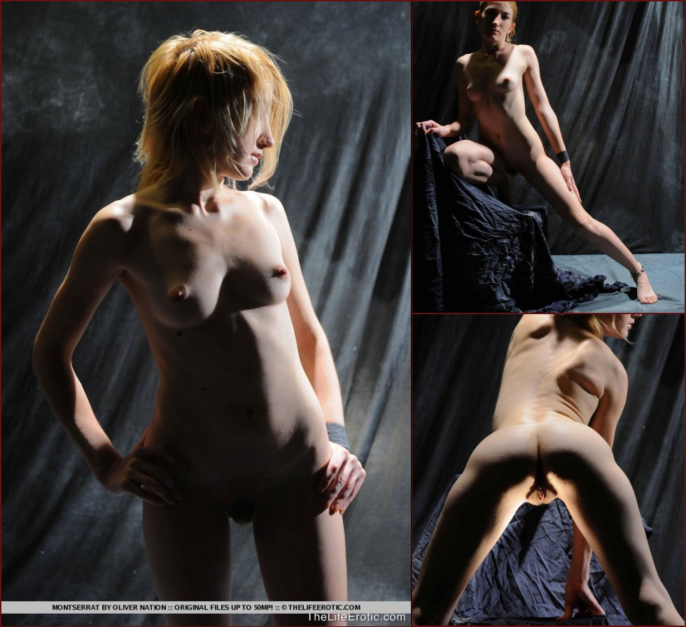 Young Montserrat in naked photoshoot - 5