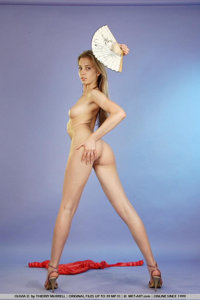 Naked session in Asian style - Olivia - 12