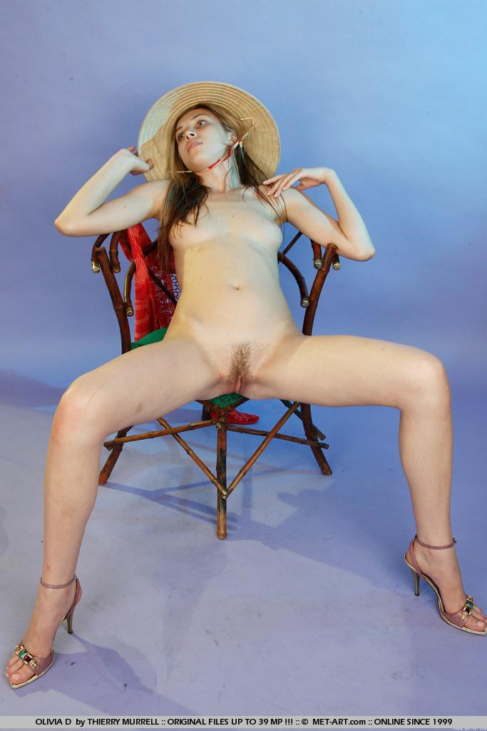 Naked session in Asian style - Olivia - 18