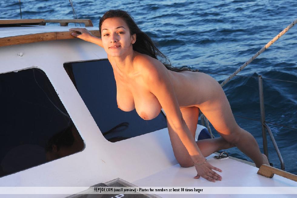 Amazing Yara and her holidays at the sea. Part 2 - 1
